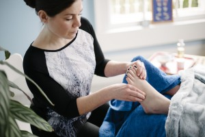 Reflexology in Bath with Heidi Armstrong