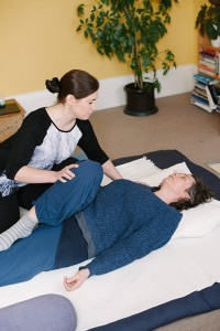 Shiatsu in Bath with Heidi Armstrong